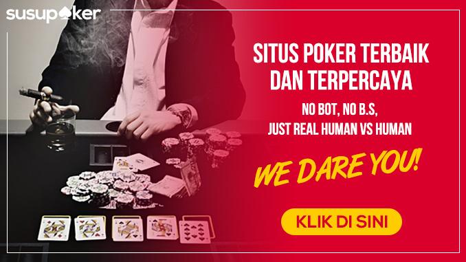 Situs Poker Terpercaya Memanjakan Para Pemainnya